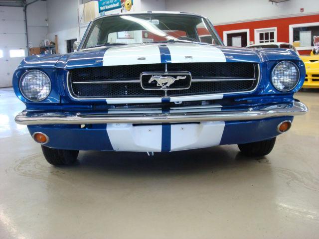 Seller Of Classic Cars 1965 Ford Mustang Dark Blue Black