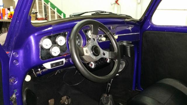 Seller Of Classic Cars 1959 Volkswagen Beetle Classic Purple Black