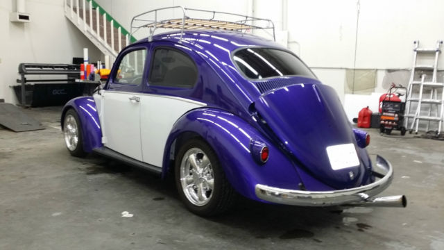 seller  classic cars  volkswagen beetle classic purpleblack