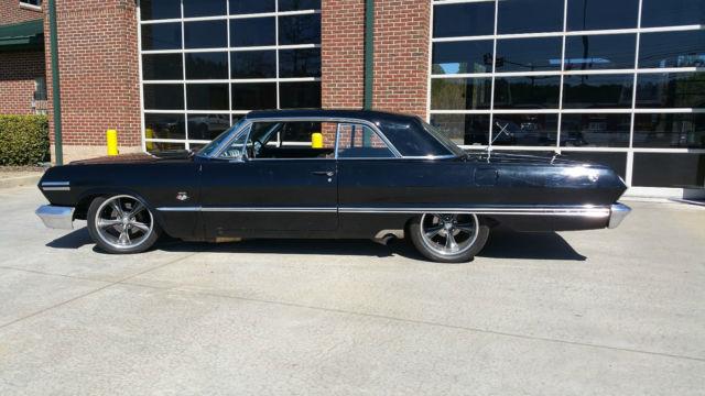 Chevrolet Impala 1963 2d Hard Top Black