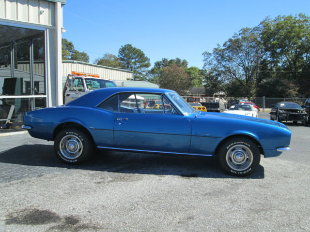 Seller Of Classic Cars 1967 Chevrolet Camaro Satin