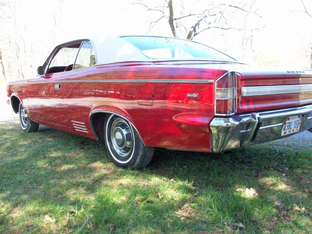 Seller Of Classic Cars 1969 Amc Rebel Red Red