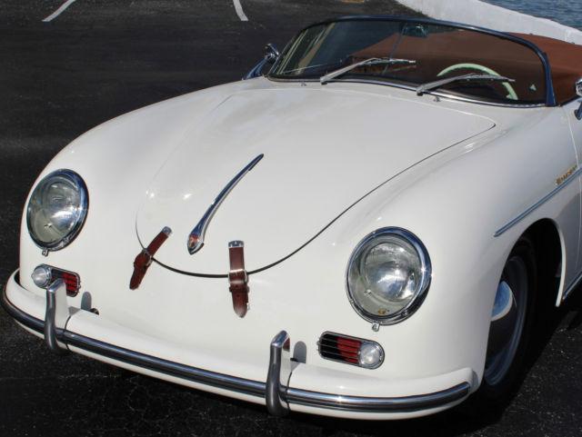 Seller of Classic Cars - 1958 Porsche 356 (Ivory (POR5704 ...