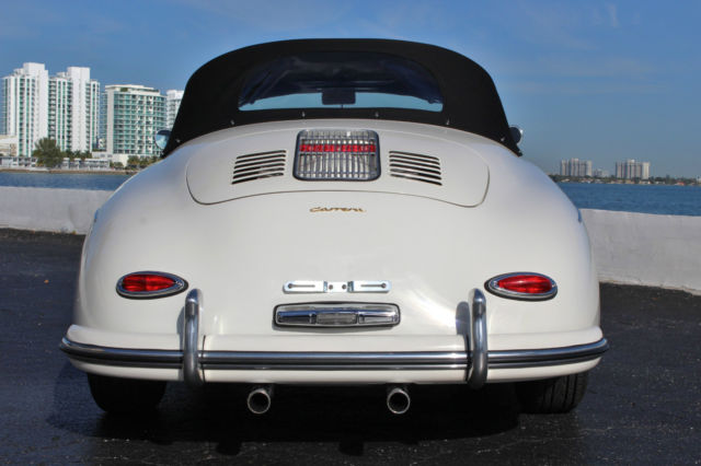 Seller Of Classic Cars 1958 Porsche 356 Ivory Por5704