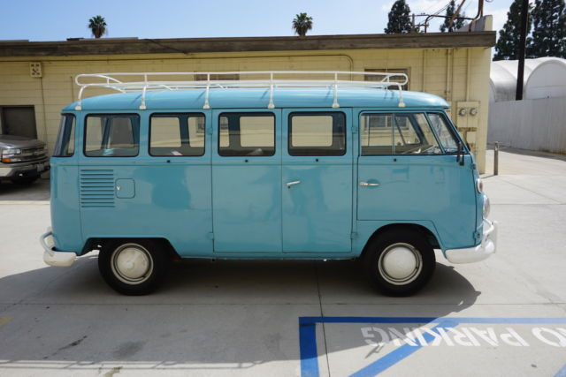 Seller Of Classic Cars 1972 Volkswagen Bus Vanagon