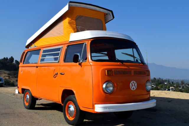3434728c6c Seller of Classic Cars - 1974 Volkswagen Bus Vanagon
