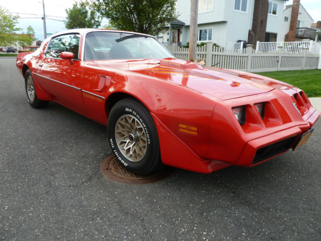 Seller Of Classic Cars 1979 Pontiac Trans Am Red Red