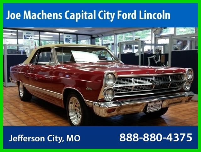 seller of classic cars 1967 ford fairlane red other color. Black Bedroom Furniture Sets. Home Design Ideas