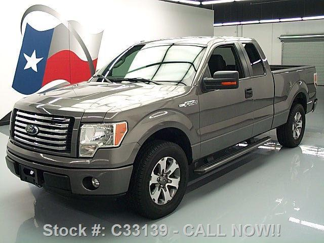 2012 Ford F-150 (Gray/Gray)