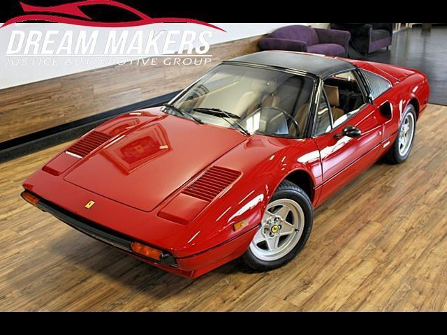 1979 Ferrari 308 (Red/Tan)