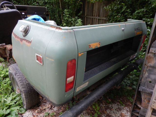 International Harvester Air Conditioner : Seller of classic cars international harvester