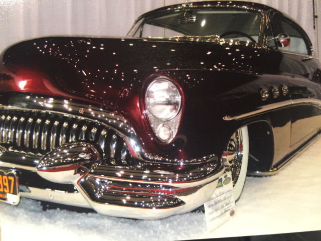 1953 Buick SUPER (CANDY BRANDYWINE/PERAL WHITE)