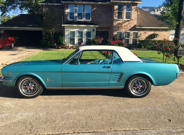 Seller Of Classic Cars 1966 Ford Mustang Tahoe