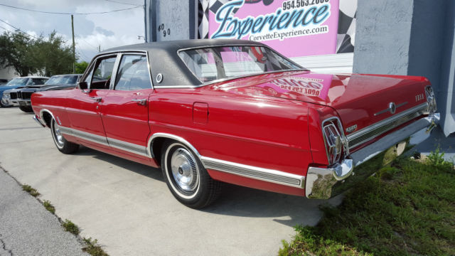 Seller Of Classic Cars 1967 Ford Fairlane Red Red