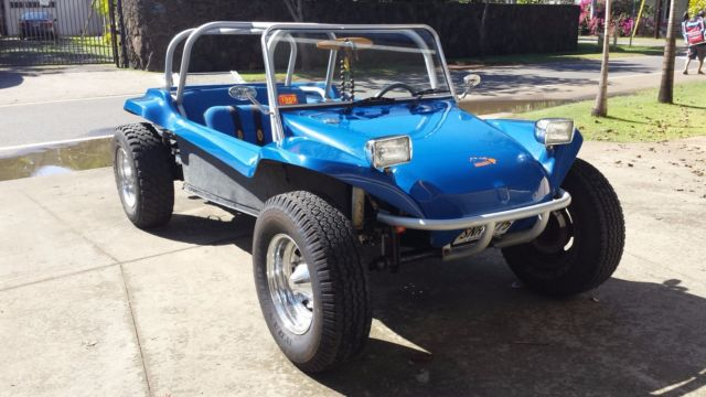 1965 Replica/Kit Makes Dune Buggy (Blue/Black)