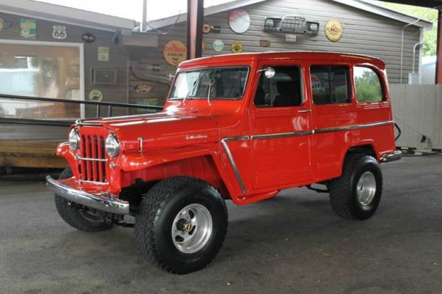 1963 Willys Wagon 4x4