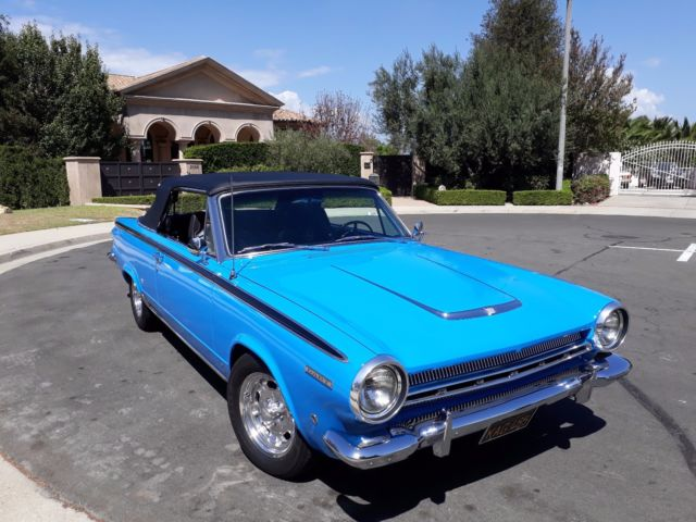 1964 Dodge Dart (Blue/Black)