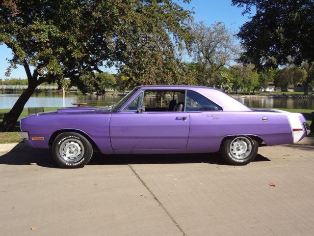 Seller Of Classic Cars 1970 Dodge Dart Plum Crazy