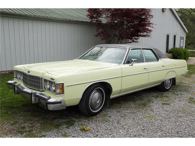 1974 Mercury Monterey (Yellow/Green)