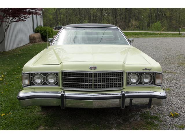 Ma Sales Tax On Cars >> Seller of Classic Cars - 1974 Mercury Monterey (Yellow/Green)