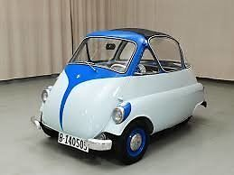 1958 BMW ISETTA (LIGHT BLUE/OTHER)