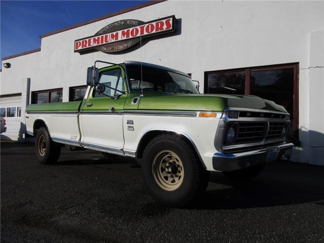 1973 Ford F-350 (--/--)