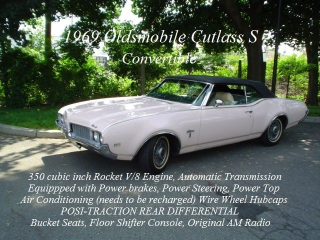 Seller of Classic Cars - Tag Oldsmobile - Page 8