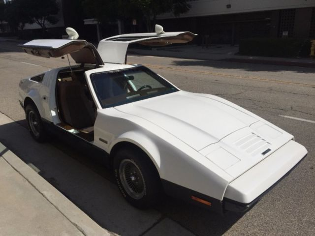 1975 Bricklin SV1 Gullwing (--/--)