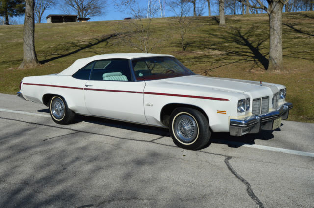 1975 Oldsmobile Eighty-Eight