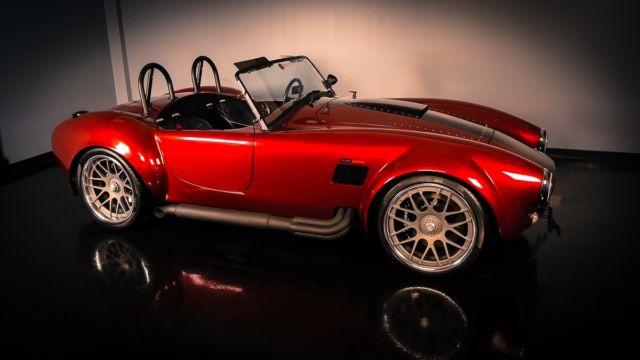 Seller of Classic Cars - 1965 Shelby Backdraft Cobra (RUBY ...