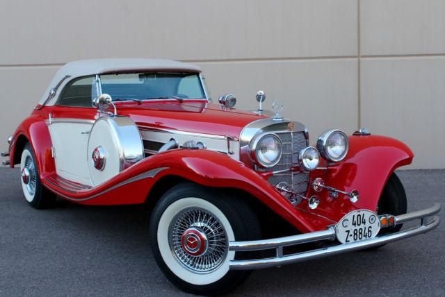 Mercedes K Kit Car For Sale