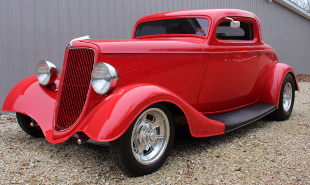 Seller of classic cars 1934 ford coupe 3 window for 1934 ford 3 window coupe body for sale