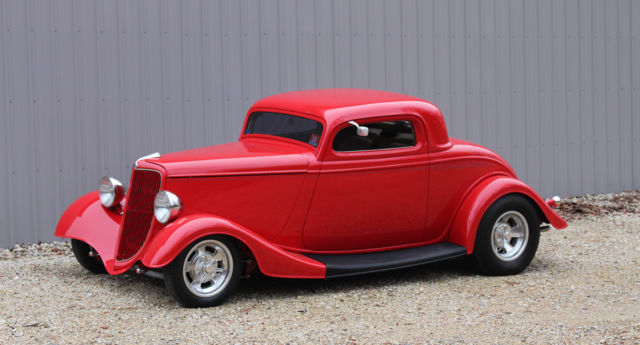 seller of classic cars 1934 ford coupe 3 window. Black Bedroom Furniture Sets. Home Design Ideas