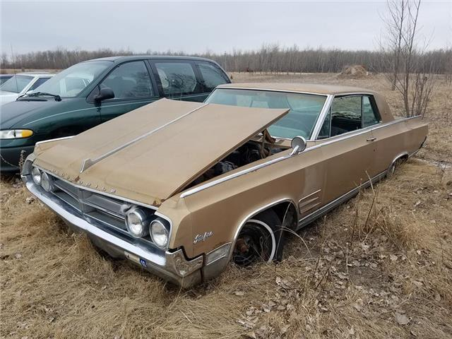Seller of Classic Cars - 1964 Oldsmobile Starfire (Gold/--)