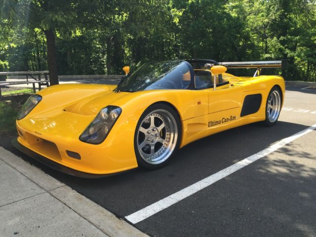 1900 Replica/Kit Makes ULTIMA CAN AM (Yellow/Black)