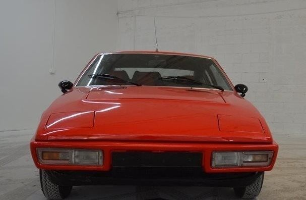 1978 MATRA-SIMCA BAGHEERA (Red/Black)