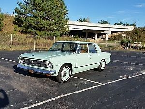 1966 Studebaker Commander (Green/--)