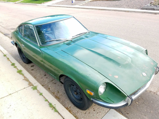 1971 Datsun Z-Series (Green/Black)