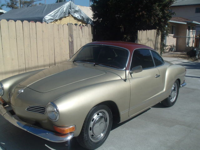 Seller Of Classic Cars 1970 Volkswagen Karmann Ghia