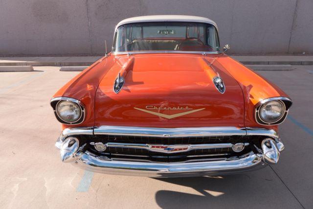 Seller Of Classic Cars 1957 Chevrolet Nomad Hugger