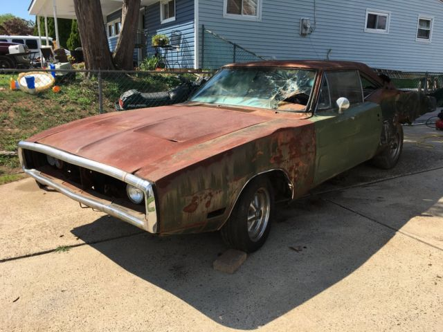 Seller Of Classic Cars 1970 Dodge Charger