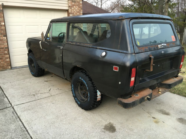 1979 International Harvester Scout (Brown/Brown)