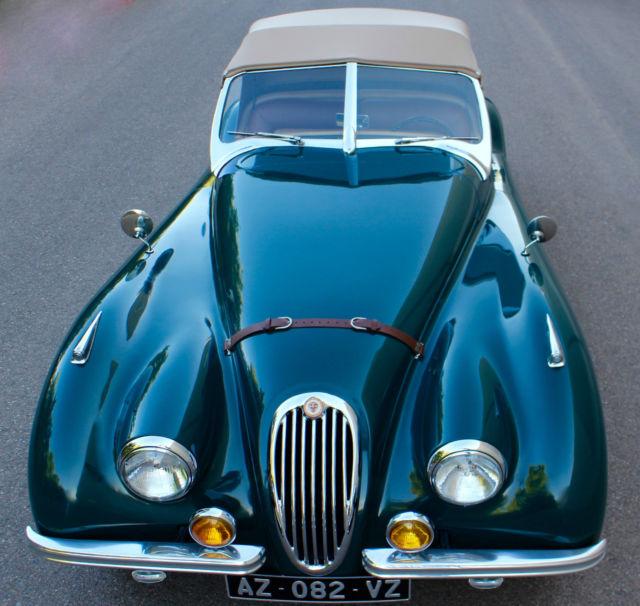 1952 Replica/Kit Makes Jaguar XK