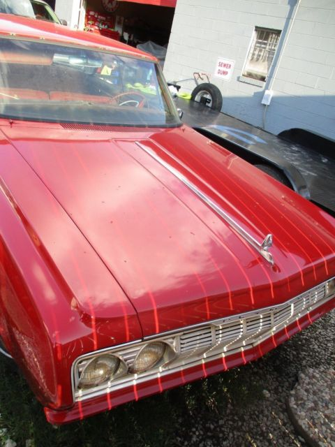 1964 Plymouth Fury (Red/Red)