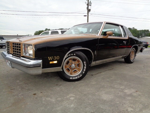 1979 Oldsmobile Cutlass (Black/Tan)