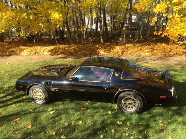Red 1977 Pontiac Trans Am For Sale  MCG Marketplace