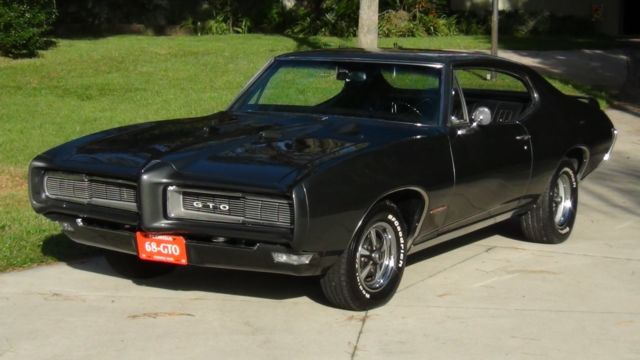 1968 Pontiac GTO (Green/Grey/Black)