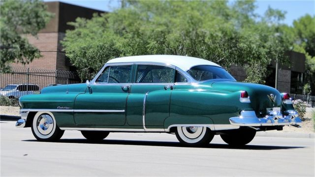 1953 Cadillac DeVille (Green/Green)