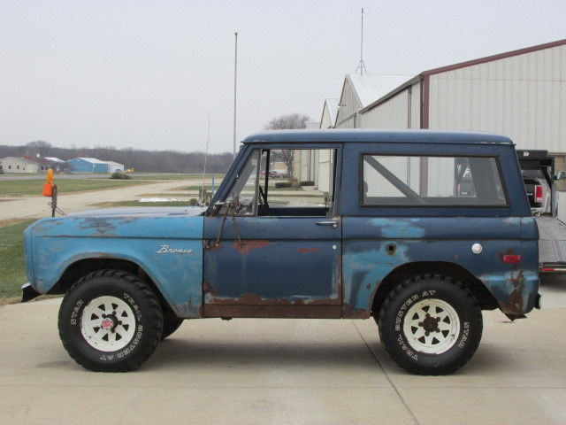 Seller Of Classic Cars 1974 Ford Bronco