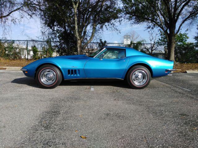 Seller Of Classic Cars 1969 Chevrolet Corvette Lemans